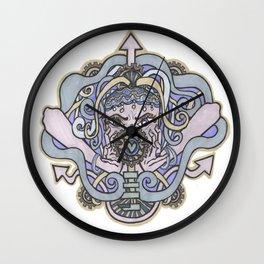 Machine Dreamer  Wall Clock