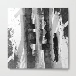 c.u.b.e. Metal Print