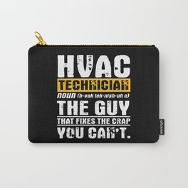 HVAC Technician Carry-All Pouch