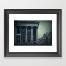París 2 Framed Art Print