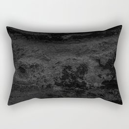 Wall grunge texture art Rectangular Pillow