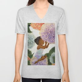 Dreaming of Spring Unisex V-Neck