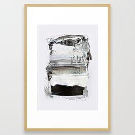 Neutral Tone 2 Framed Art Print