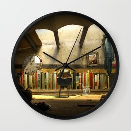 Jenkins Wall Clock