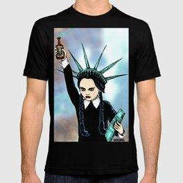 Wednesday Liberty T-shirt