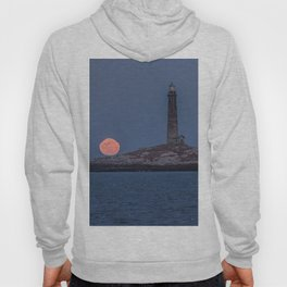 North Tower Blue Moon Rise Hoody