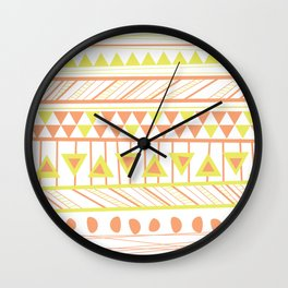 LIME AFRICA Wall Clock