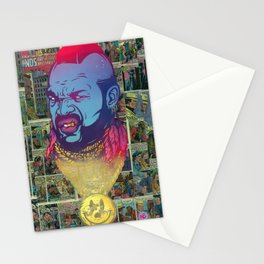 Pity Da Foo Stationery Cards