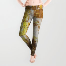 Abstract 20 - Study In Bronze Leggings