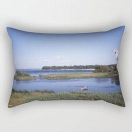 Raid Canada: Parc des Rapides Québec Rectangular Pillow