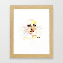 Striking Exposure Framed Art Print