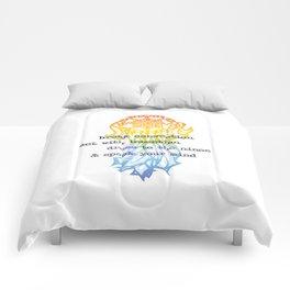 Break Convention Comforters