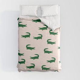 Cute Crocodile Comforters