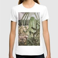 southwest T-shirts featuring Southwest Garden by ArtistsWorks