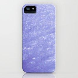 Glittery Ice iPhone Case