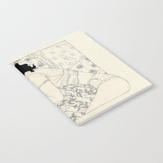 T-S.G. (Sleep Well) Notebook