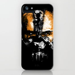Bane Rhymes with Pain iPhone Case