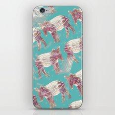 Tapir iPhone & iPod Skin