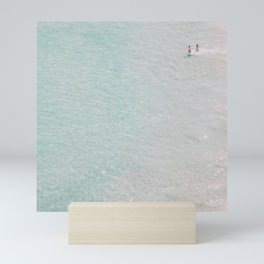beach - summer of love II Mini Art Print