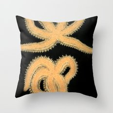 Star dance Throw Pillow