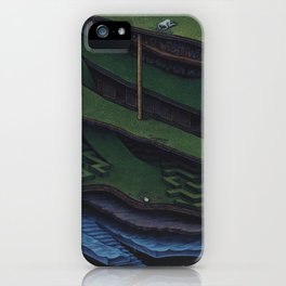 The Great Divide iPhone Case