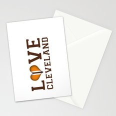LUV Cleveland Stationery Cards