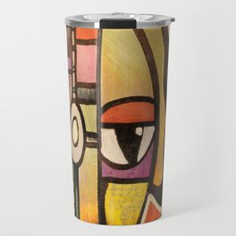 2012 to over throw the colonist in nigeria  Travel Mug