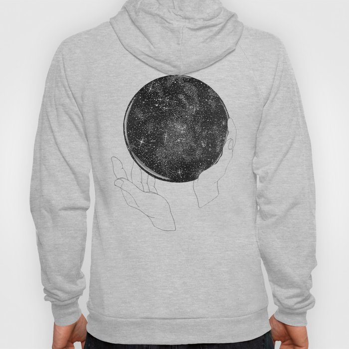 The Stargazer's Future is the Past Hoody