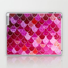 PINK  MERMAID Laptop & iPad Skin