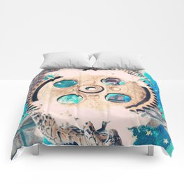 The Wheel of Fortune Comforters