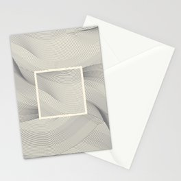think out of the box II Stationery Cards