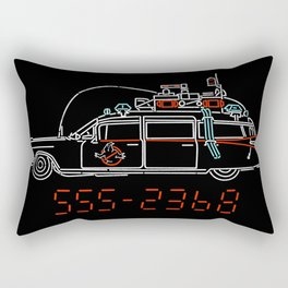 Who You Gonna Call? Rectangular Pillow