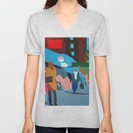 Thrift Store Unisex V-Neck
