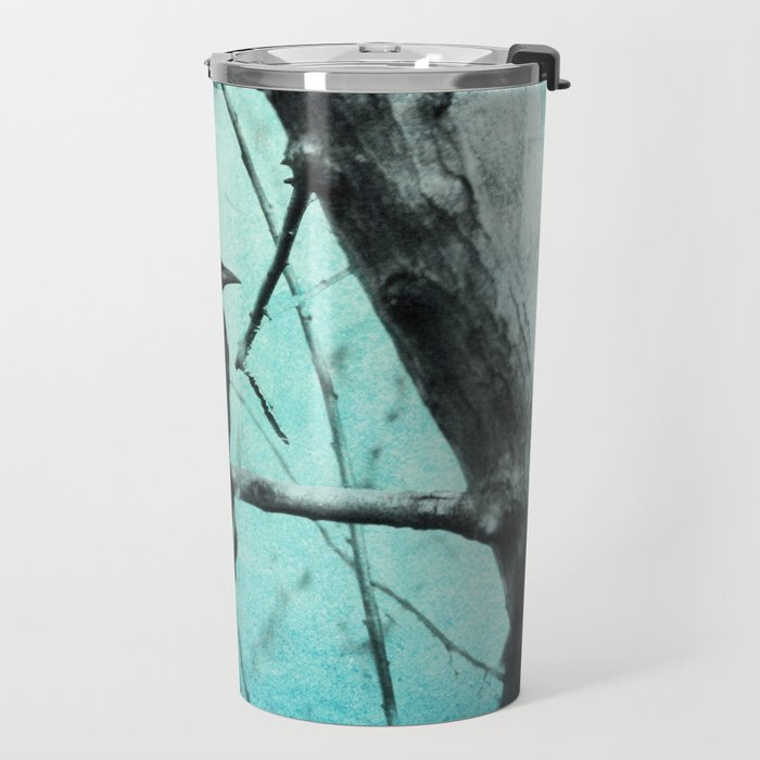 Ghostly Travel Mug