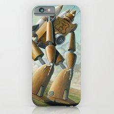 Robot Dilemma Slim Case iPhone 6s