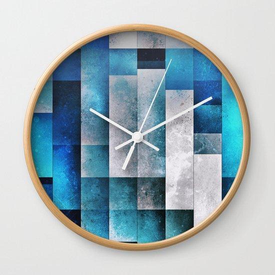 cylld Wall Clock