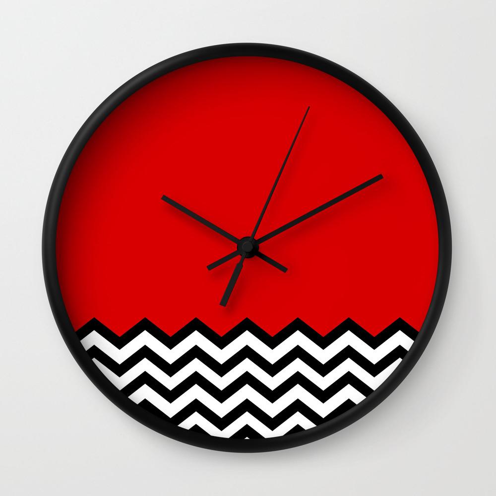Pop Art Wall Clocks Society6