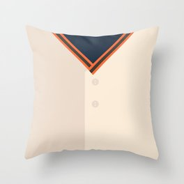 Baseball - SF Giants Throw Pillow