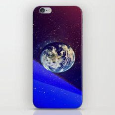 Cosmos Earth iPhone & iPod Skin