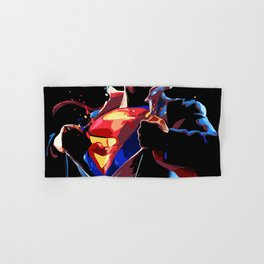Superman - Secret Identity Hand & Bath Towel