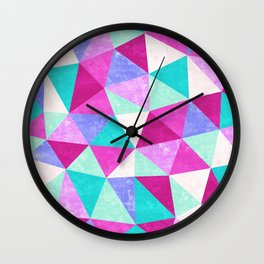 Movement 3 Wall Clock