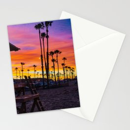Dawn at Tower 24 Stationery Cards