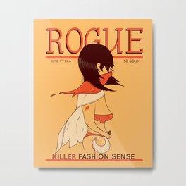 ROGUE Magazine - June 4th Era Metal Print