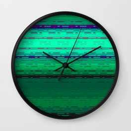 PaintedDesert 05 Wall Clock