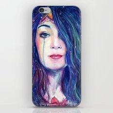Our Lady of The Deep iPhone & iPod Skin