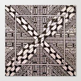 X Box Canvas Print