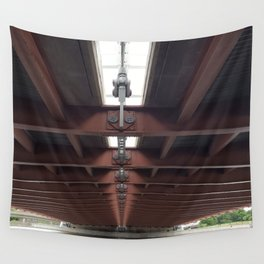 Under the Bridge Wall Tapestry