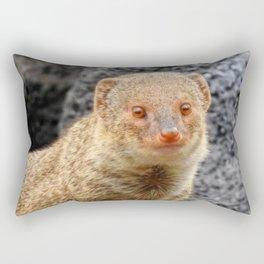 Mongoose Rectangular Pillow