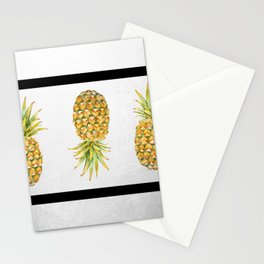 Lineapples Stationery Cards
