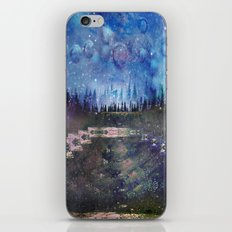 Galactic iPhone & iPod Skin